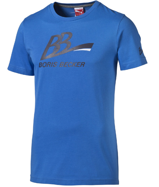PUMA GRAPHIC TEE STRONG BLUE