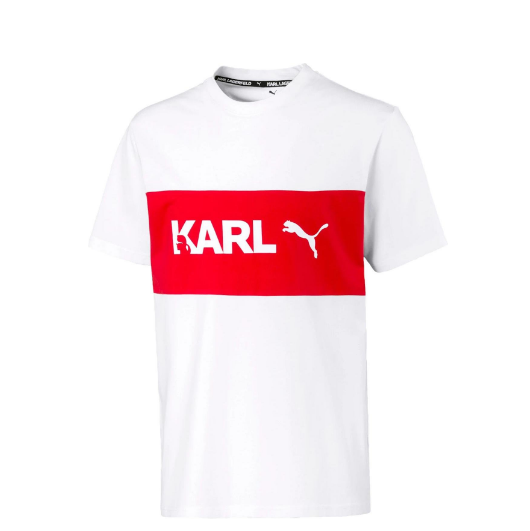 Pánské tričko PUMA x Karl Tee